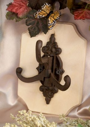 Cast Iron Swivel Hook