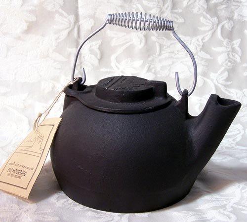 Old Mountain Tea Kettle