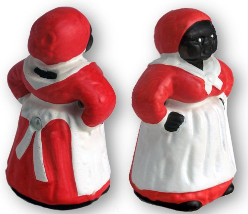 Cast Iron Aunt Jemima Bank