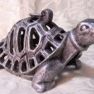 LARGE Cast Iron Turtle/Tortoise Lantern