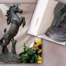 Cast Iron Horse Doorstop