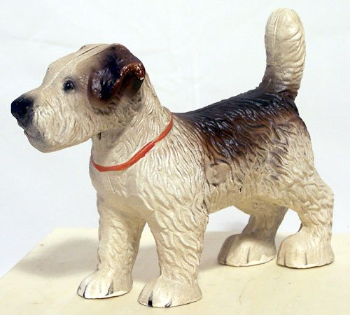 Cast Iron Terrier