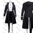 D.Gray Man Castro Cosplay Costume