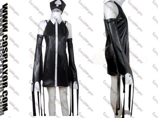 D.Gray Man Eliade Cosplay Costume
