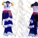 Final Fantasy 2nd Yuna Cosplay Costume