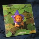 """Anne Geddes Waterlily 5"""" x 5"""" collectible"""
