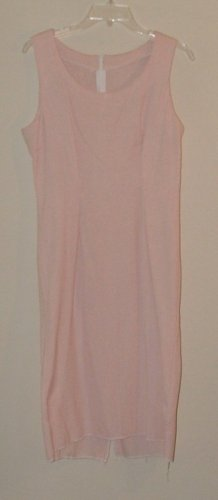 Custom coral dress 6-8