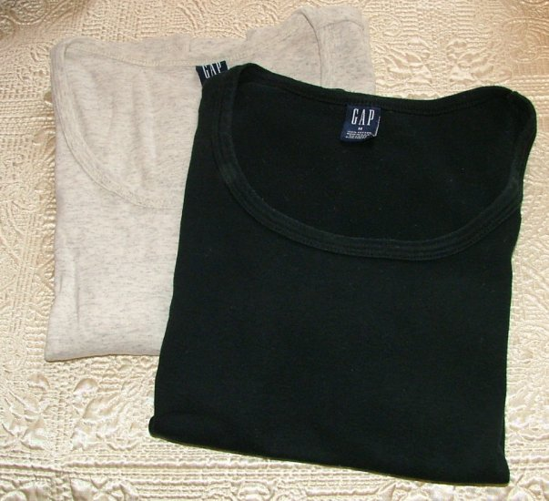 2 Gap Tee shirts  Medium