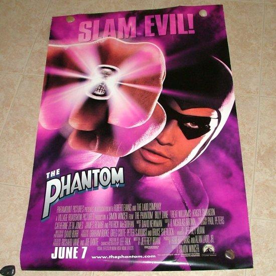 PHANTOM Original Movie Theater Poster