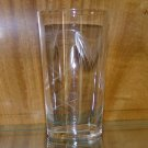 Vintage Sasaki Crystal Tom Collins/ Iced Tea Tumbler in the Wheat pattern