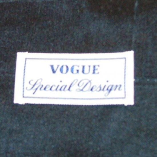 VOGUE SPECIAL DESIGN LABEL