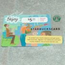 2003 ENJOY A Walk in the Park Starbucks Card by Starbucks Coffee Co. 95
