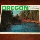 Vintage Oregon Cool Green Vacationland circa 1967-1975