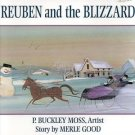 Reuben and the Blizzard by Merle Good, Pat Buckley Moss