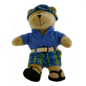2007 Starbucks Bearista Summer Boating Boy 63rd