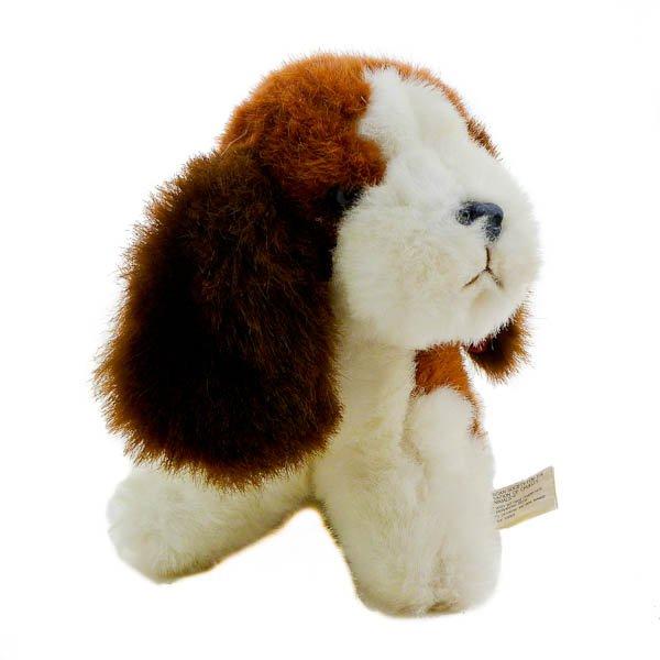 Springer Spaniel Stuffed Puppy Dog ASPCA Plush collectible