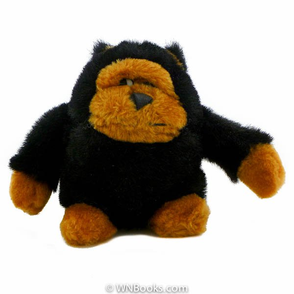 Gorilla Plush Ape by Fable 1994 Stuffed Animal