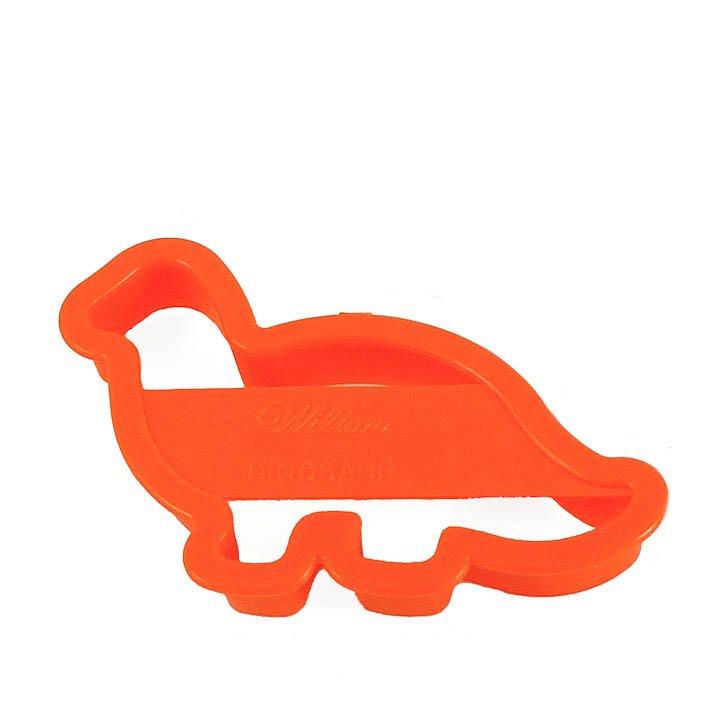 "Wilton Dinosaur Perimeter Cookie Cutter Stencil  3"""