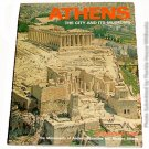 Athens: the city and its museums by Iris Douskou 1980's