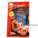 Babes In Arms by Sara Orwig  SIGNED, Autographed