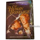 Of Human Bondage DVD by Betty Davis, Philip Carey