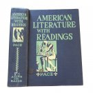 American Literature with Readings by Roy Bennett Pace 1936