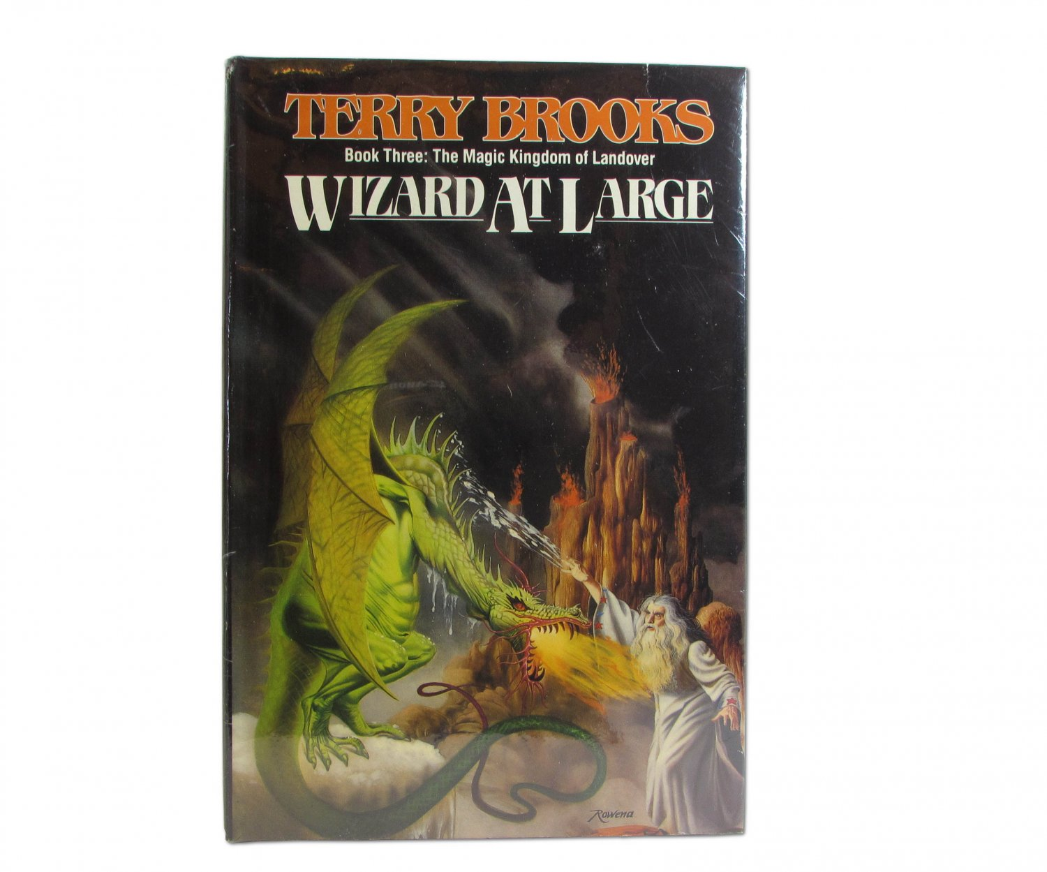 Wizard at Large: Magic Kingdom of Landover 3 by Terry Brooks
