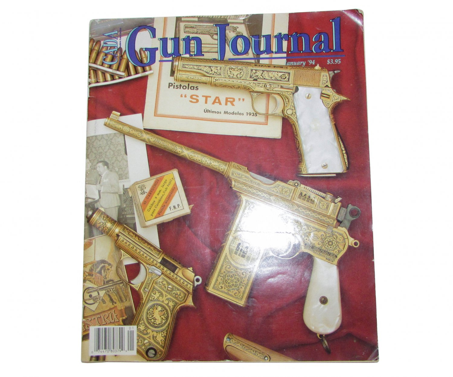 CADA Gun Journal, September 1995