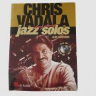 Chris Vadala - Play Along Jazz Solos: Book/CD Pack (De Haske Play-Along Book) by Allen Vizzutti