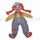 "Butterick 3510 Clown Learning Doll Pattern & Transfer 24"" Uncut Sewing"