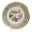 Lenox Annual Limited Edition American Bird Plate American Redstart - Boehm Birds  1975
