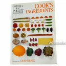 Prentice Hall Pocket Encyclopedia, Cook's Ingredients by Adrian Bailey