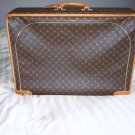 LOUIS VUITTON MONOGRAM CANVAS SUITCASES