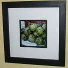 "Framed ""Artichokes ""  by Random Oasis Photography"
