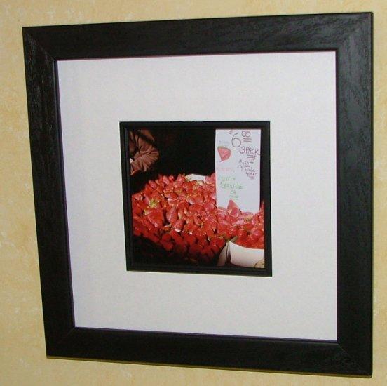 "Framed ""Grown in Oceanside ""  by Random Oasis Photography"