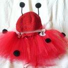 Ladybug Tutu Costume