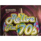 ReLive the '70s (BORDERS Audio CD)