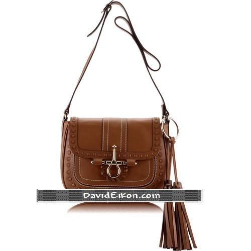 Brown Deng Nappa Bag