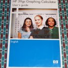 HP 39Gs Calculator User's Guide Manual HP OEM New