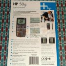 HP 50G Calculator Physical Manual OEM English Refurbished