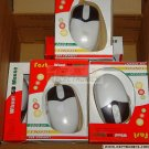 6 pcs Lance 2000 G-Mouse USB 5-button Scroll Mouse NEW