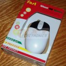 1 pcs Lance 2000 G-Mouse USB 5-button Scroll Toggle Mouse NEW
