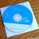 HP 50G Installation CD Software ORIGINAL All Files NEW!