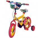Mickey Mouse 12&quot; BMX Bike