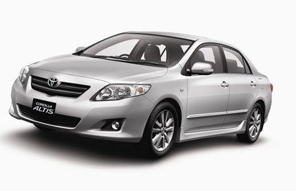 OBD-II Smart Gauge for Toyota Altis