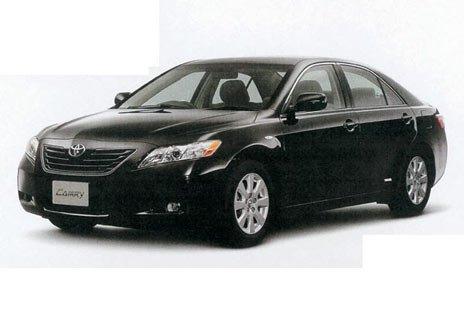 OBD-II Smart Gauge for Toyota Camry