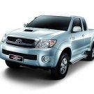 OBD-II Smart Gauge for Toyota Hilux Vigo