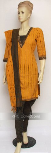 Item#CT1033 Cotton Salwar Kameez