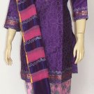 Item#CT1018 Pink/Purple Salwar Kameez