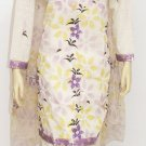 Item#CT1061 Off White printed Salwar Kameez